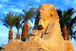 Путешествуем в Египет