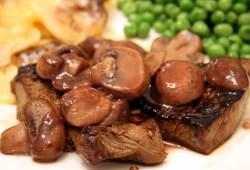 Тонкости приготовления грибных соусов для вегетарианцев.