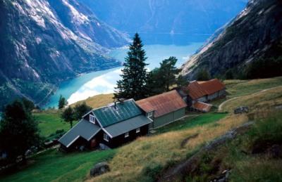 """Дорога на север"" или просто Норвегия."