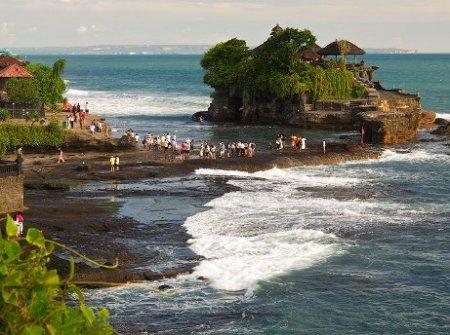 Бали - остров серферов и чародеев