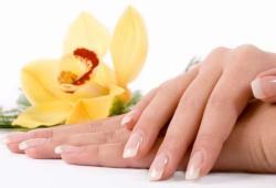 Питание для здоровых ногтей