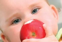 Атопический дерматит у малыша.