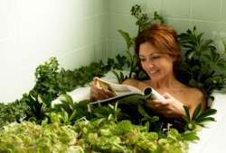 В чём польза ванн