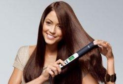 Создание причёсок с помощью парикмахерских инструментов