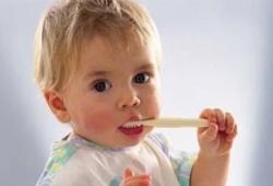 Забота о зубах с самого детства