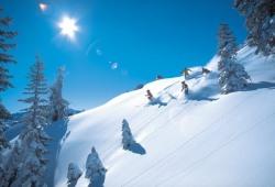 Где прокатиться: горнолыжные курорты