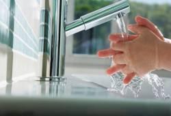 Мойте руки мылом