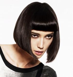 Подбираем каре по типу волос