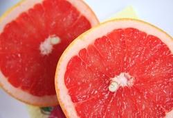 О грейпфруте.