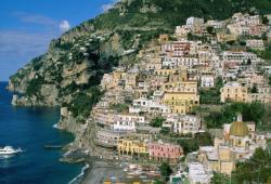 Летом в Италию