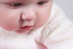 Молочница у малыша?