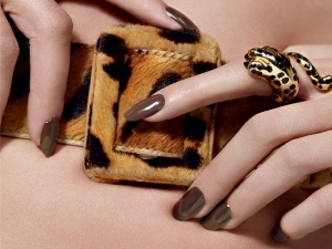 Осенний макияж 2012 от Christian Dior