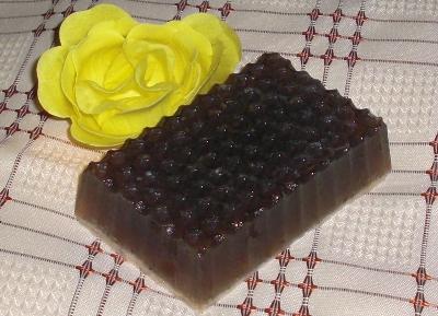 Кофейное мыло с шалфеем и бергамотом