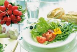 Питание в качестве защиты от простуды