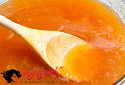 Апельсиновый джем (для СВЧ)