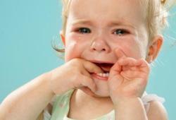 Стоматит у малыша