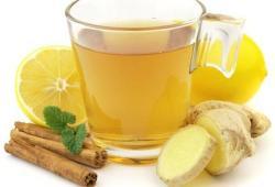 Диета на имбирном чае для стройности и детокса