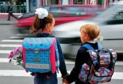 Безопасность школьников. Учим ребёнка быть осторожным.
