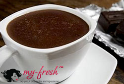Горячий шоколад