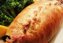 Пирожки с начинкой из картофеля и щавеля