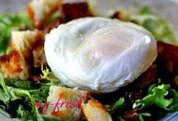 Яйца-гриль по-флорентийски