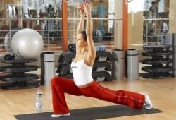 Простые упражнения на растяжку