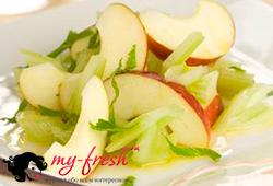 Салат из райских яблок