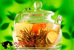Летний чайный напиток с пряностями