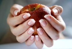 Минеральные вещества для здоровья ногтей