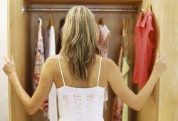 Генеральная уборка в шкафу - с чего начать?
