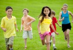 Особенности отдыха с детьми на свежем воздухе