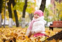 Как одевать ребенка в межсезонье