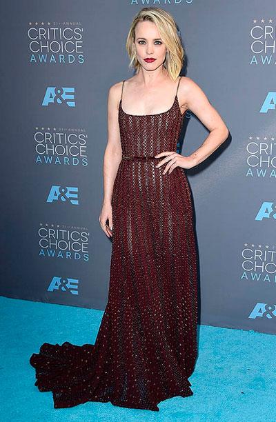 Церемония Critics' Choice Movie Awards: победители и гости вечера