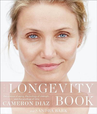 Кэмерон Диас написала книгу о старении