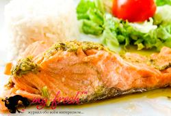 Рыба, жаренная по-гамбургски