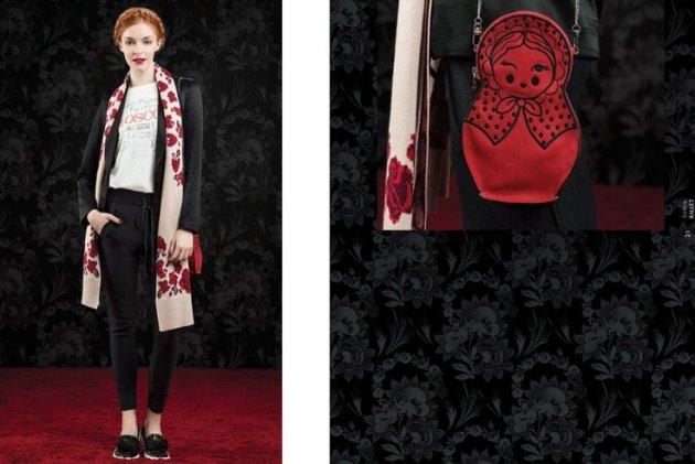 Наталия Орейро посвятила России коллекцию одежды