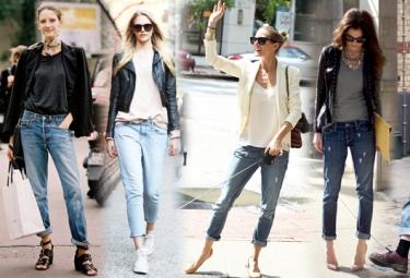 Одежда для удобства: с чем носить джинсы