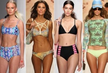 Модные купальники для жаркого летнего сезона 2016