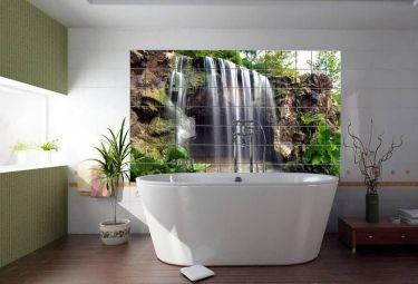 TOP 3 коллекции плитки: самые свежие дизайнерские идеи для оформления ванной комнаты в доме или на даче