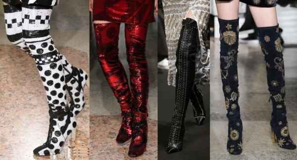 Стильная обувь осеннего сезона 2016