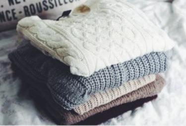 О вязаной одежде