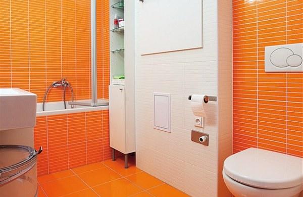 Какой цвет для ванной выбрать
