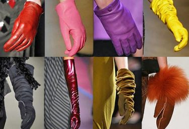 Женские перчатки: модные версии осени 2016