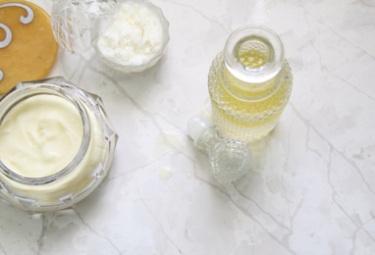Крем для лица с желатином