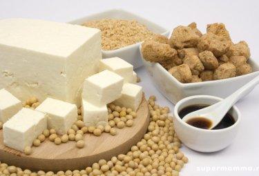Соевый белок может предотвратить потерю костной массы