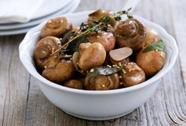 Тонкости приготовления грибов