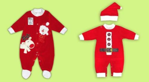 Новый год не за горами: 10 праздничных образов для Вашего малыша