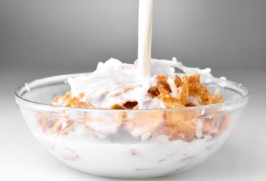 Вкусный и полезный завтрак: хлопья или флаксы