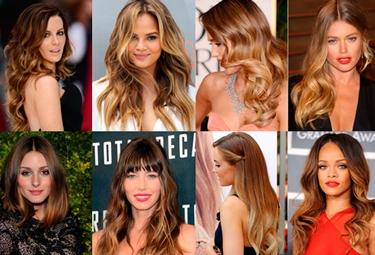 Модные техники окрашивания волос в 2017 году