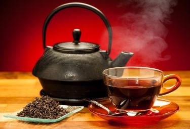 Черный чай - польза и вред